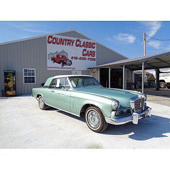 1964 Studebaker Gran Turismo Hawk for sale 101009974
